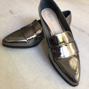Posh Pewter Loafers